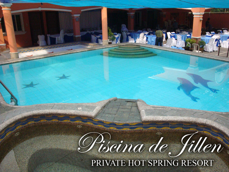Piscina De Jillen Hot Spring Resort Laguna Private Resort